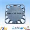 cast iron manhole cover with frames