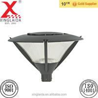 Aluminum Lamp Body fiberglass lamp shade europe style garden lamp