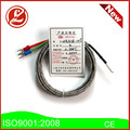 Wrng- 015 tipo k de alta temperatura del termopar suave de acero para la industria
