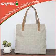wholesale custom oem production printed standard size blank cotton tote canvas bag