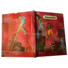 Externalisation droit papier livre, Flip Book impression, Livre blanc impression avec Perforation