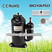rotary compressor 2js4385dc02 for air conditioning parts