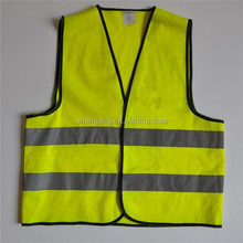 cheapest unisex yellow reflective safety vest