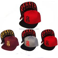 Top quality custom minion sharp kid snapback cap 2013