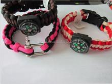 Top 550 survival paracord bracelet