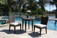 Hot sale Patio All Weather balau wood outdoor furniture