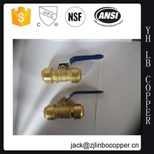 High Quality Brass Pressure Gauge Tee Valve For Air Compressor With quick connector