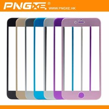 PNGXE 9h color hardness explosion-proof tempered glass screen protector for iphone 5 6