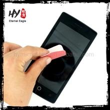 alibaba china stick screen cleaner,microfiber sticky clean cloth,microfiber mobile phone screen cleaner sticker