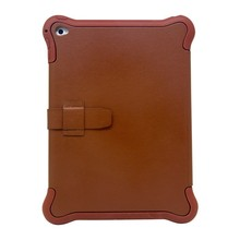 New Arrival PU Leather Case for Ipad 6 ,for iPad Air2 Leather Case with wallet