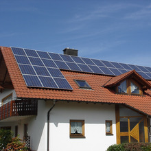solar lighting system for home 1kw with energy bracket in Romania