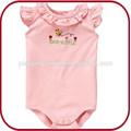 Pgpk- 0339 china al por mayor de algodón 100 las primeras impresiones ropa del bebé