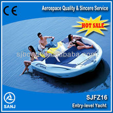 SANJ SJFZ16 passenger ferry boats with high quality and low price