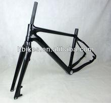 27.5er full carbon MTB frame LTK019 2012
