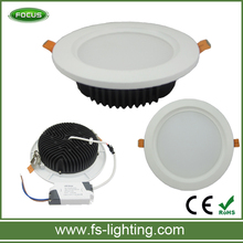 High Lumens 15W LED Downlights led round downlight 15w led round downlight new hot one