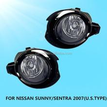OEM CAR FOG LAMP FOR NISSAN SUNNY/SENTRA 2007(U.S.TYPE)