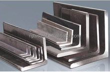 GB JIS price steel angle bar standard sizes for construction