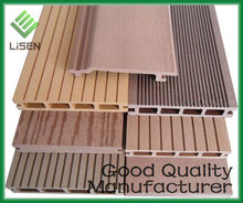Outdoor WPC Decking/ Wood Plastic Composite Decking Manufacturer /Direct Factory