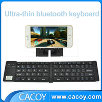 Mini Bluetooth folding keyboard for iPhone/iPad/Android/Tablet PC