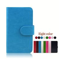 New Product Flip Cover Wallet Leather Case for LG 800G