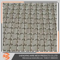 stainless steel 304 crimped wire mesh barbecue meshmanufacturer