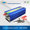 Pure sine wave dc to ac inverter 12v 220v 3000w automobile power inverter