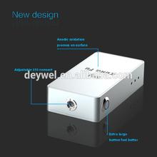 Nuevos productos innovadores 2015 voltaje variable e cig smy diseño original kungfu mecanical mod