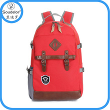 2015 Chinese factory professional school bag for university student,new design school bag