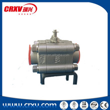 3 Piece Bare Stem Ball Valve