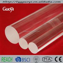 Alta calidad alta pureza de laboratorio varilla de vidrio venta