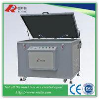 Silk screen printing vacuum exposure machine
