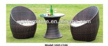 Bedroom Furniture Chair Set UGO Rattan Furniture Wholesale Price