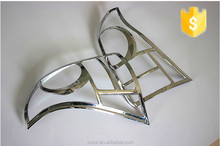 CAR LIGHTING TAIL LIGHT COVER CHROMED FOR TOYOTA AVANZA 2012 BEST SELLING CAR ACCESSORIES TRADE ASSURANCE SUPPLIER