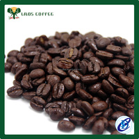 New arrival!!! 18 mesh Laos Arabica Roasted coffee beans