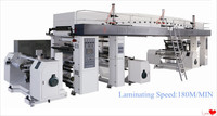 LY-FGD Automatic Dry Daminating Machine,Roll to Roll laminating machine,Film laminating machine