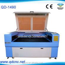cnc laser cutting machine/Design new laser engraver cutter factory price QD-1490