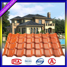 PMMA synthetic resin roof tile