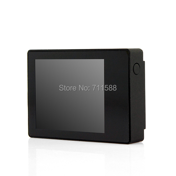 Go Pro Accessories Gopro Hero 3 3+ LCD Bacpac Display Screen External Screen
