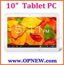 """10 inch Tablet PC Quad core ATM7029 A9 cpu+ Android 4.4 KitKAT Bluetooth GPS FM 1G/16G WIFI Dual Camera 10"""" quadcore"""