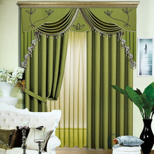 2015 cheap price and hot sale new style window curtain