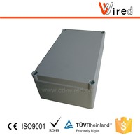 IP 66 Electrical Enclosure 200x125x75mm PC/ABS