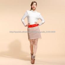 2sc2c01b goelia de otoño e invierno falda damas falda corta