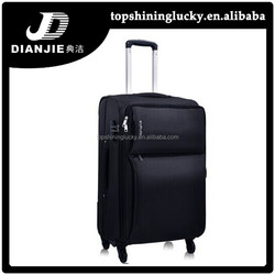 High quality Spinner luggage soft suitcase bags and luggages