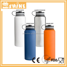 Hydro Flask 40 oz. Wide mouth Stainless Steel Water Bottle Value Pack
