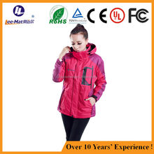 Safe and reliable electric heating jacket hunting jacket