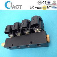 cng kit lovato/injection kit VALTEK black rail 4cyl 6cyl