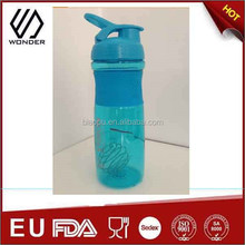 small order bpa free plastic protein shake bottle