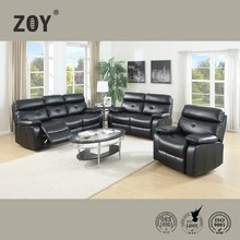 Zoy american style modern synthetic leather sofa set picture 97981