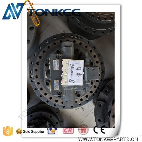 YN15V00037F2 NABTESCO GM38VB-A-79-131 SK200-8 travel motor final drive device (5).jpg