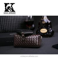 SK-9007 top business key wallet leather key case manufacturer